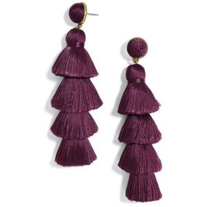 Baublebar    Gabriela Stud Tassel Earrings